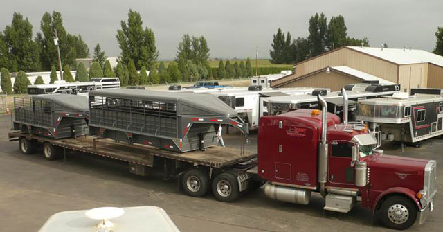 Nationwide Trailer Delivery