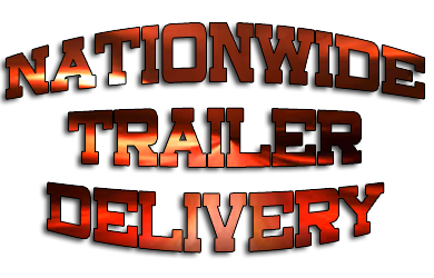 Swift Built Trailer Delivery