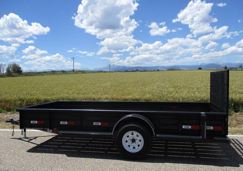 Swift Built Flatbed Trailers