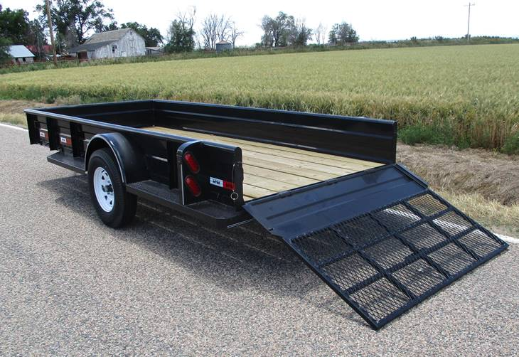 Flat Bed Trailers for Sale