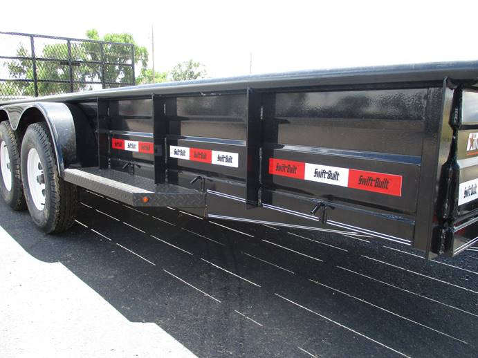 New Flatbed Trailers for Sale