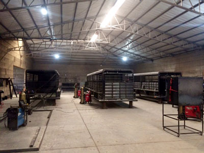 Swift Built Trailers Manufacturing Facility